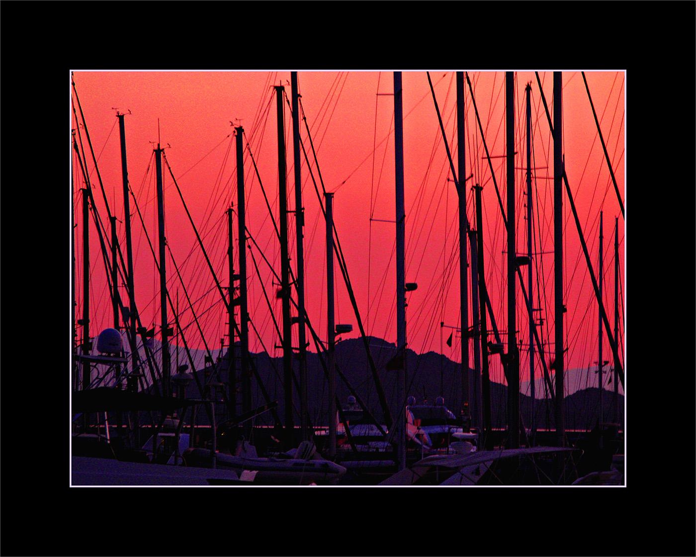 Yat Limanı I, Turgutreis, Bodrum, Temmuz 2009