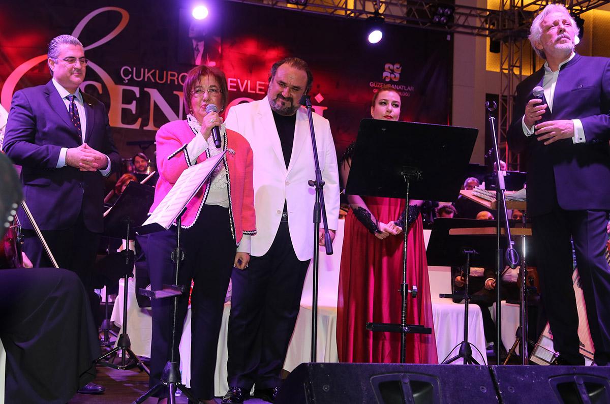 ÇDSO Adana'nın Kurtuluş Yıldönümü Konseri
